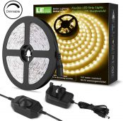 LE Dimmable LED Strips Lights Kit