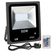 LE 50W RGB Flood Light