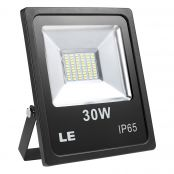 30W 2400lm Super Bright Outdoor LED Flood Lights, Daylight White 6000K, 75W HPSL Equivalent, Wwaterproof, Security Lights, Indoor & Outdoor Floodlight.