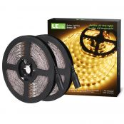 2 Pack, 12V Flexible LED Strip Light