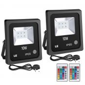 10W RGB Flood Light