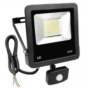 50W Daylight PIR Sensor Floodlight
