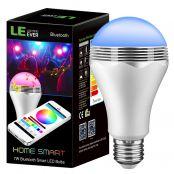 Dimmable Bluetooth Bulbs, Audio bulb