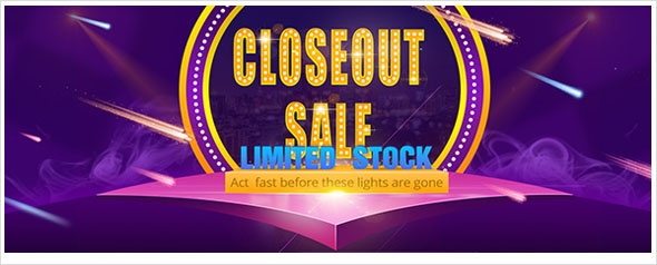 CLOSEOUT SALE LED lights, limited stock!