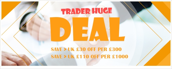 LED lights trader deal! Save up to £110 off!
